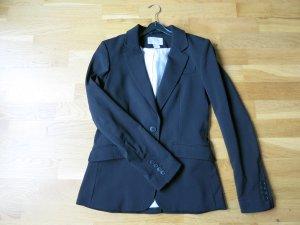 H&M Business Blazer schwarz Gr. 36