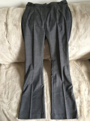 Suit Trouser dark grey polyester