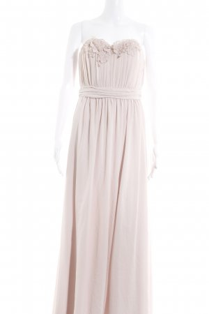 H&M Bustier Dress dusky pink party style