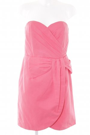 H&M Bustier Dress pink party style