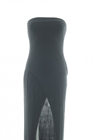 H&M Bustierkleid schwarz Beach-Look