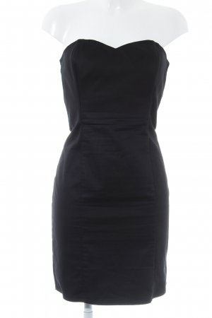 H&M Bustier Dress black casual look