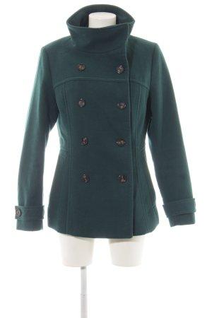 H&M Pilotenjack groen klassieke stijl