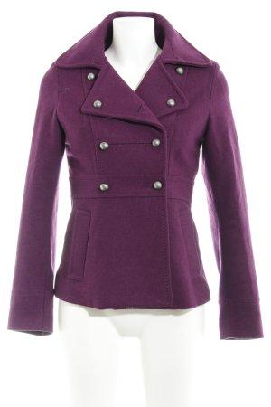 H&M Vareuse violet style d'affaires