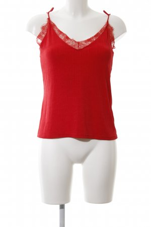 H&M Camisole rood casual uitstraling
