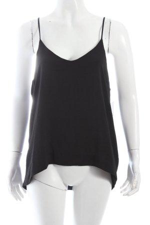 H&M Camisole schwarz