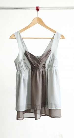 H&M Camisoles Top -grau