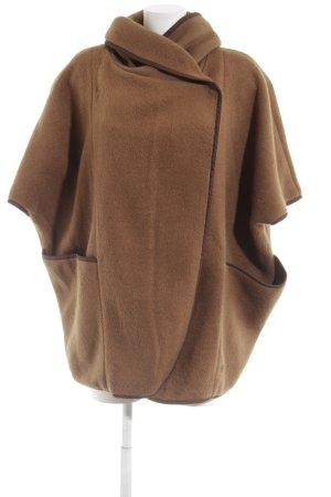 H&M Mantella marrone chiaro-marrone scuro elegante