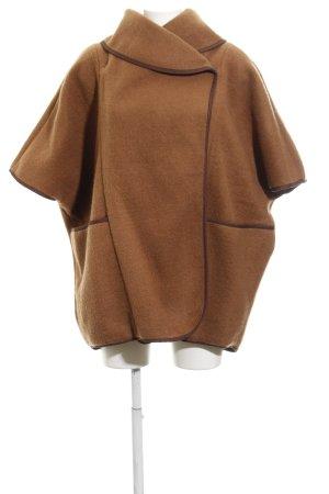 H&M Capa marrón claro elegante