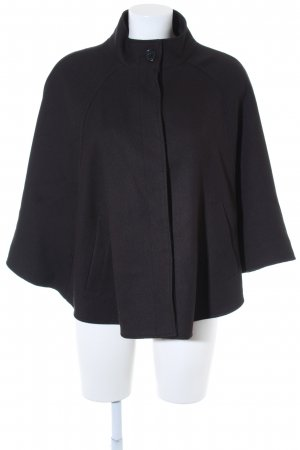 H&M Cape schwarz Casual-Look