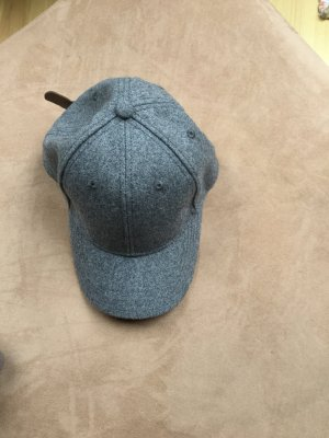 H&M Berretto da baseball grigio