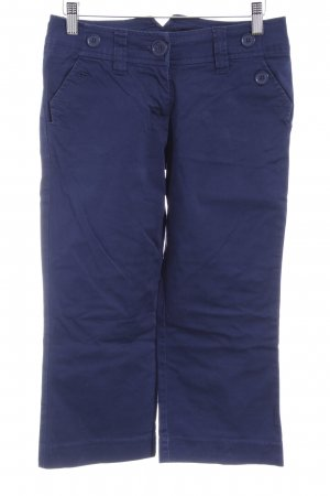 H&M Capris dark blue casual look