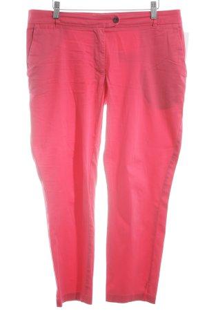 H&M Pantalone Capri rosso chiaro stile casual