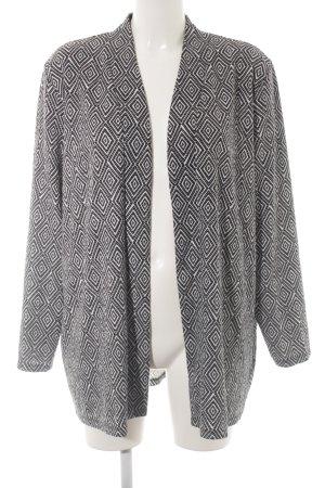 H&M Cardigan abstraktes Muster Casual-Look
