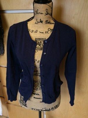 H&M Cardigan blau Größe S