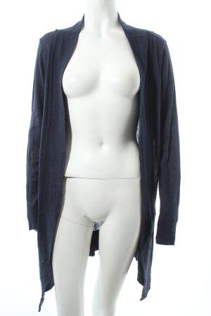 H&M Cardigan dunkelblau schlichter Stil