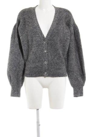 H&M Cardigan grau Street-Fashion-Look