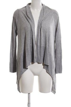 H&M Cardigan grigio chiaro stile casual