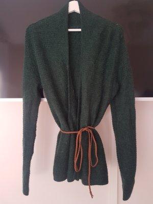 H&M Cardigan mit Taillengürtel