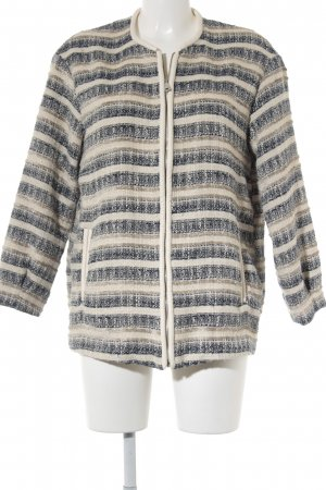 H&M Cardigan Streifenmuster Street-Fashion-Look