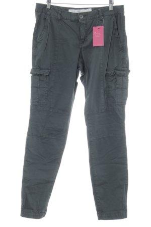 H&M Cargohose grau Casual-Look