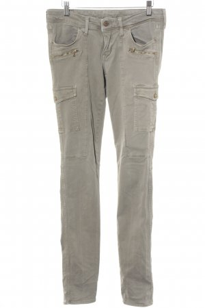 H&M Cargo Pants sage green casual look