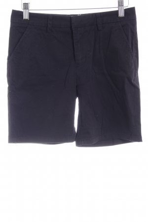H&M Pantalón de camuflaje negro look casual