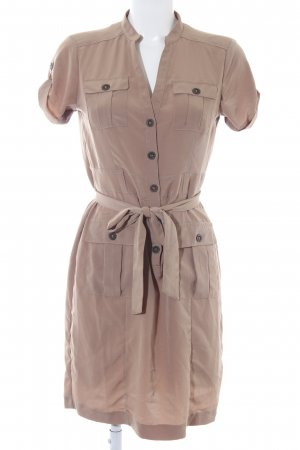 H&M Cargo Dress beige-camel casual look