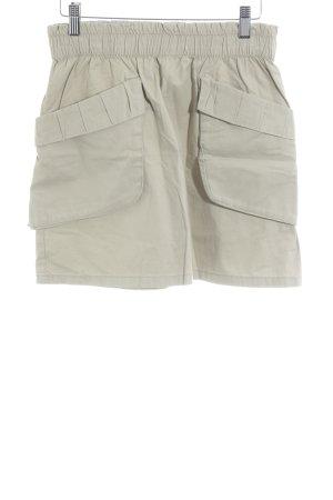 H&M Jupe cargo brun sable style décontracté