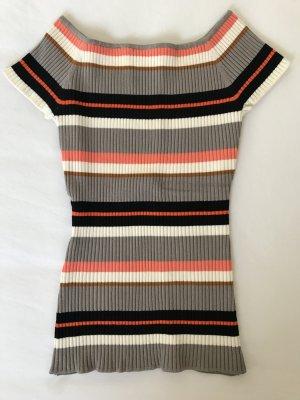 H&M Carmenshirt XS mehrfarbig