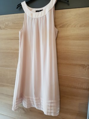 H&M Babydoll Dress oatmeal-cream