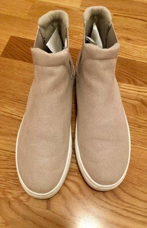 H&M Chelsea laarzen beige