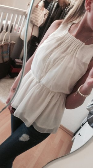 H&M Chiffon Bluse Blogger Top Gr.XS/S