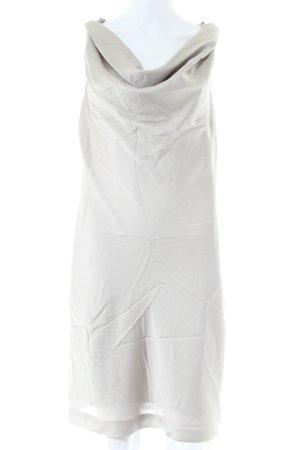 H&M Chiffon Dress light grey elegant