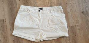 H&M Shorts blanco