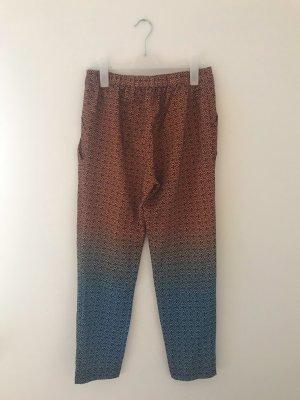 H&M Pantalone chino grigio ardesia-ruggine