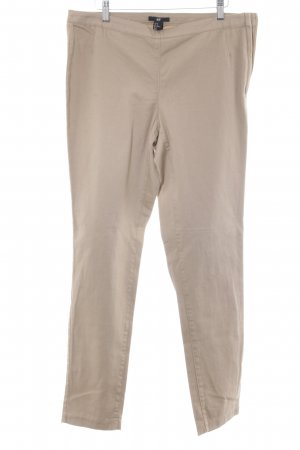 H&M Chinohose beige Casual-Look