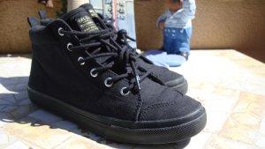 H&M High top sneaker zwart