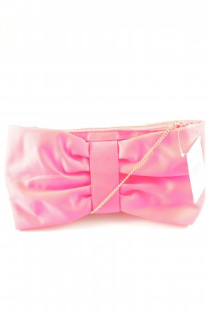 H&M Pochette rose fluo style extravagant