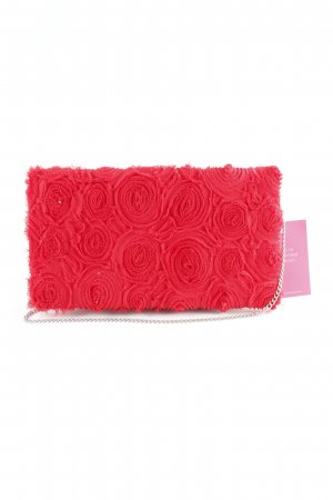 H&M Clutch rot Casual-Look