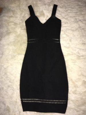 H&M T-shirt jurk zwart