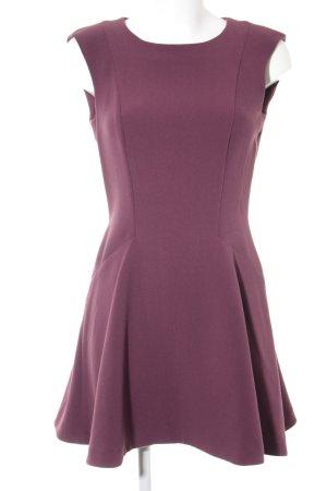 H&M Cocktailkleid purpur Elegant