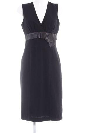 H&M Cocktailkleid schwarz Elegant