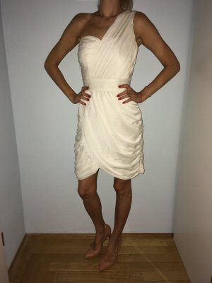 H&M Conscious Collection Evening Dress natural white-white