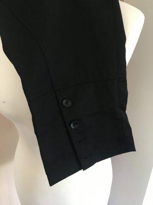 H&M Comme des Carcons, Reiterhose in schwarz mit hohem Bund