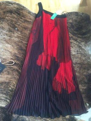H&M Conscious ausverkauft: One Shoulder Dress Maxikleid Plissé NEU!