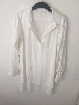 H&M Conscious Bluse Weiß