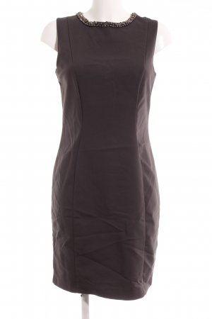 H&M Conscious Collection Bleistiftkleid taupe Business-Look