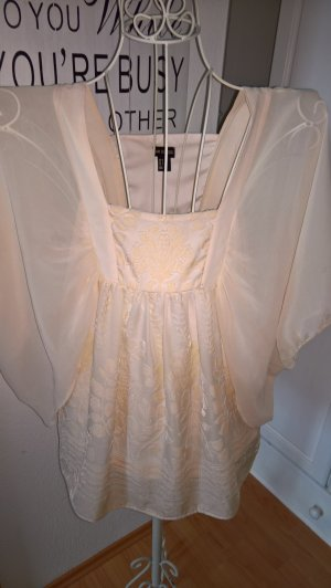 H&M Conscious Collection Bluse Gr.36 in zartem Puderton