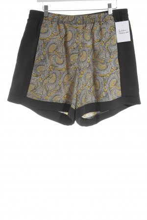 H&M Conscious Collection High-Waist-Shorts florales Muster klassischer Stil